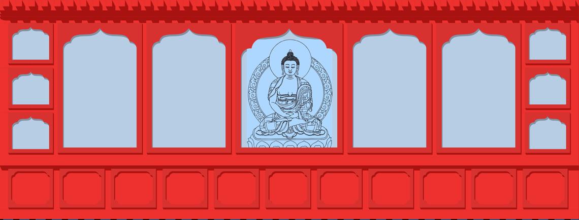 projet-temple-premiere-esquisse-monastere-dorje-pamo-communaute-moniales-bouddhistes-lavaur-france